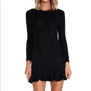 Unif alleger sweater dress